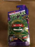 Teenage Mutant Ninja turtles Splat flyer