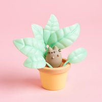Pusheen Potted Palm Figurine