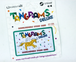 Tangrams Deluxe: Downloadable STEAM Game