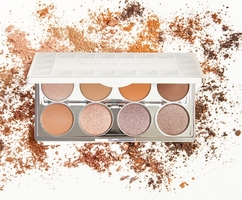 BELLE EN ARGENT - Panchromatic Eyeshadow Palette in Nude Intuitive Vision