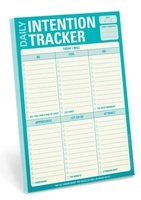 Knock Knock Daily Intention Tracker