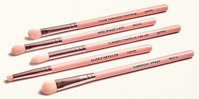 MOTD Cosmetics 'In A Blush' Blending Eye Brush Set