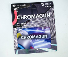 ChromaGun: Downloadable STEAM Game