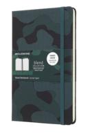 Moleskine Nomad Blend Limited Edition Large Notebook
