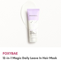 FoxyBae 12-in-1 Magic Daily Leave in Hair Mask