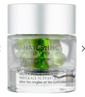 NailKale Superfood Nail Oil Capsules (Nails Inc)