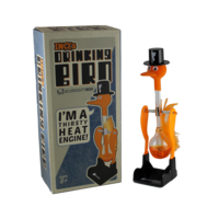 Inq's Drinking Bird