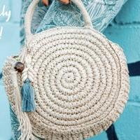 Solid & Striped Boho Beach Crossbody Bag