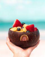 Jumbo Aloha Coconut Bowl