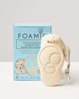 Foamie Shampoo Bar