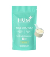 "HUM Nutrition ""Core Strength"" Vegan Protein Supplement - Single Serving"