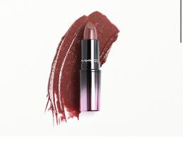 MAC Love Me Lipstick in Bated Breath