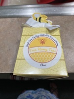 Chai Tea Bags with 100% Natural Honey 4 Bags