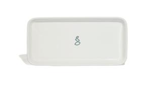 Ceramic Sink-Side Tray