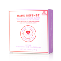 Hand Defense by Spongelle