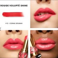 Yves Saint Laurent Rouge Volupté Shine Lipstick Balm