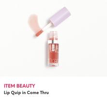 Item beauty lip quip in come thru