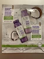 Biolage R.A.W. Color Care shampoo & conditioner