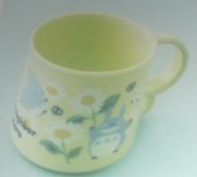 Totoro plastic mug