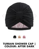 STYLEDRY Turban Shower Cap