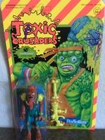Toxic Crusaders ReAction Junkyard Action Figure