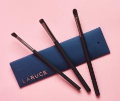 Laruce Three-piece Brush Set