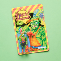 Toxic Crusaders ReAction Toxie Action Figure