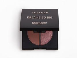 REALHER Dreams So Big Eyeshadow Duo