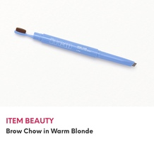 Item Beauty Brow Chow Pencil in Warm Blonde