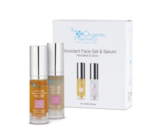 The Organic Pharmacy Antioxidant Face Serum and Gel