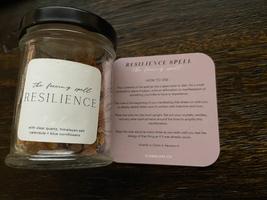 Resilience Spell Jar