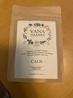"Vana tisanes ""calm"" loose tea"