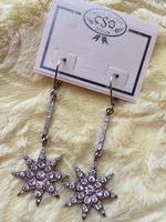 Catherine Stein Design Starburst Earrings