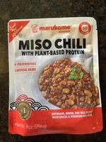 Miso Vegetarian Chili