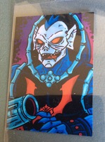 Hordak BAM! Artist Select Card - Masters of the Universe