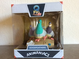 Goodfeathers Q-Fig Max Figure Animaniacs