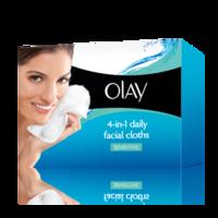Olay 4-in-1 Daily Facial Cloths