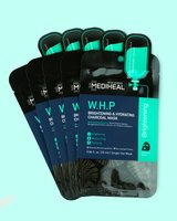 W.H.P Brightening & Hydrating Charcoal Sheet Mask
