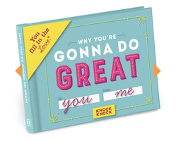 Why You're Gonna Do Great Fill-In book