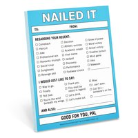 Knock Knock Nailed It Nifty Notepad