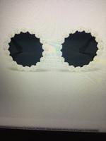 3D Daisy sunglasses