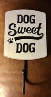 Dog Sweet Dog Wall Leash Hook