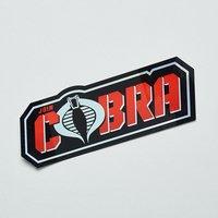 Cobra Holo Sticker