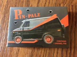 "Pin-Palz ""I Pity the Fool"" A-Team Enamel Pin"
