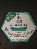Buzzee Reusable Food Wrap