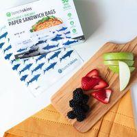 Lunchskins Paper Sandwich Bags