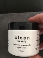 Cleen Beauty-Lavender Chamomile Night Cream