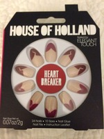 House Of Hollland - Heart Breaker Nail Set