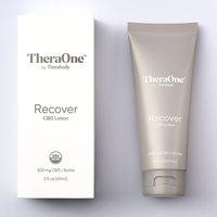 TheraOne Recover CBD Lotion