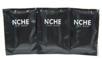 Niche for men deodorizing wipes